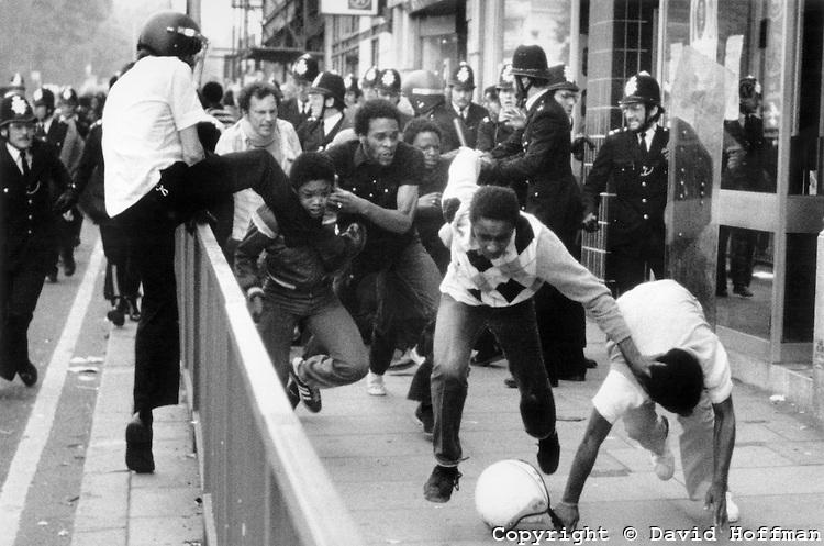 Brixton riots 1981.